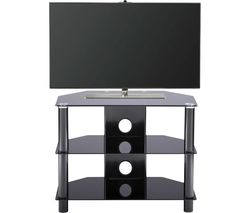 ALPHASON Essentials 600 ESS600/3-BLK TV Stand - Black
