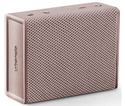 Sydney 36774 Portable Bluetooth Speaker - Rose Gold