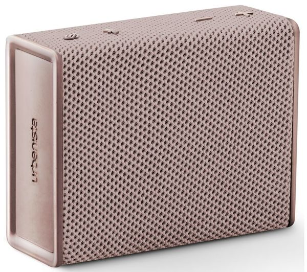 Image of URBANISTA Sydney 36774 Portable Bluetooth Speaker - Rose Gold