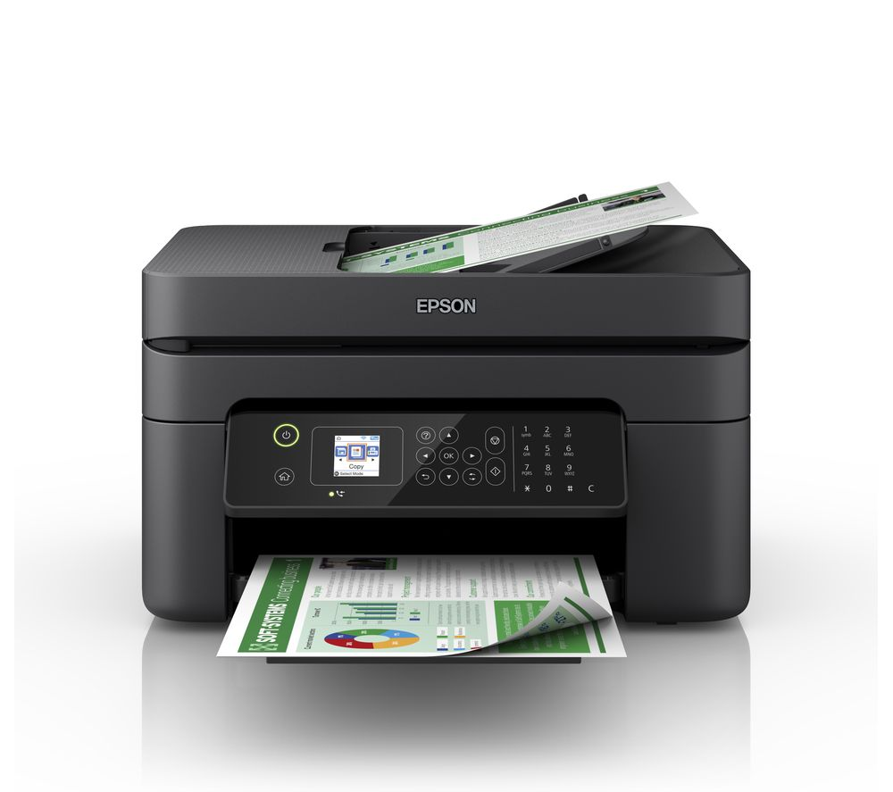Epson WorkForce WF-2830 All-in-One Inkjet Printer