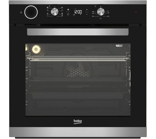 BEKO BIS25300XC Electric Steam Oven - Stainless Steel