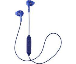 Gumy Sport HA-EN10BT-A-E Wireless Bluetooth Sports Earphones - Blue