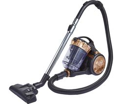 T102000BLG Cylinder Bagless Vacuum Cleaner - Black & Rose Gold
