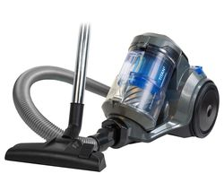 Titan RHCV4101 Cylinder Bagless Vacuum Cleaner - Spectrum Grey & Blue