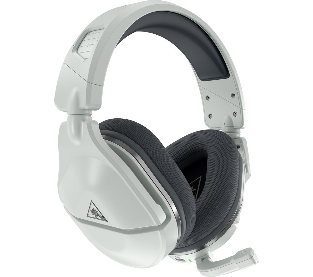 TURTLE BEACH Stealth 600x Gen 2 Wireless Gaming Headset - White