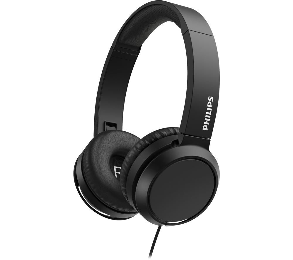 PHILIPS TAH4105BK/00 Headphones - Black