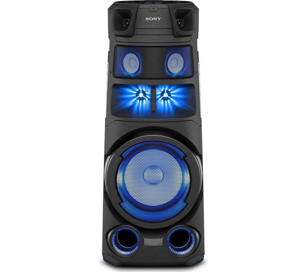 SONY MHC-V83D Bluetooth Megasound Party Speaker - Black