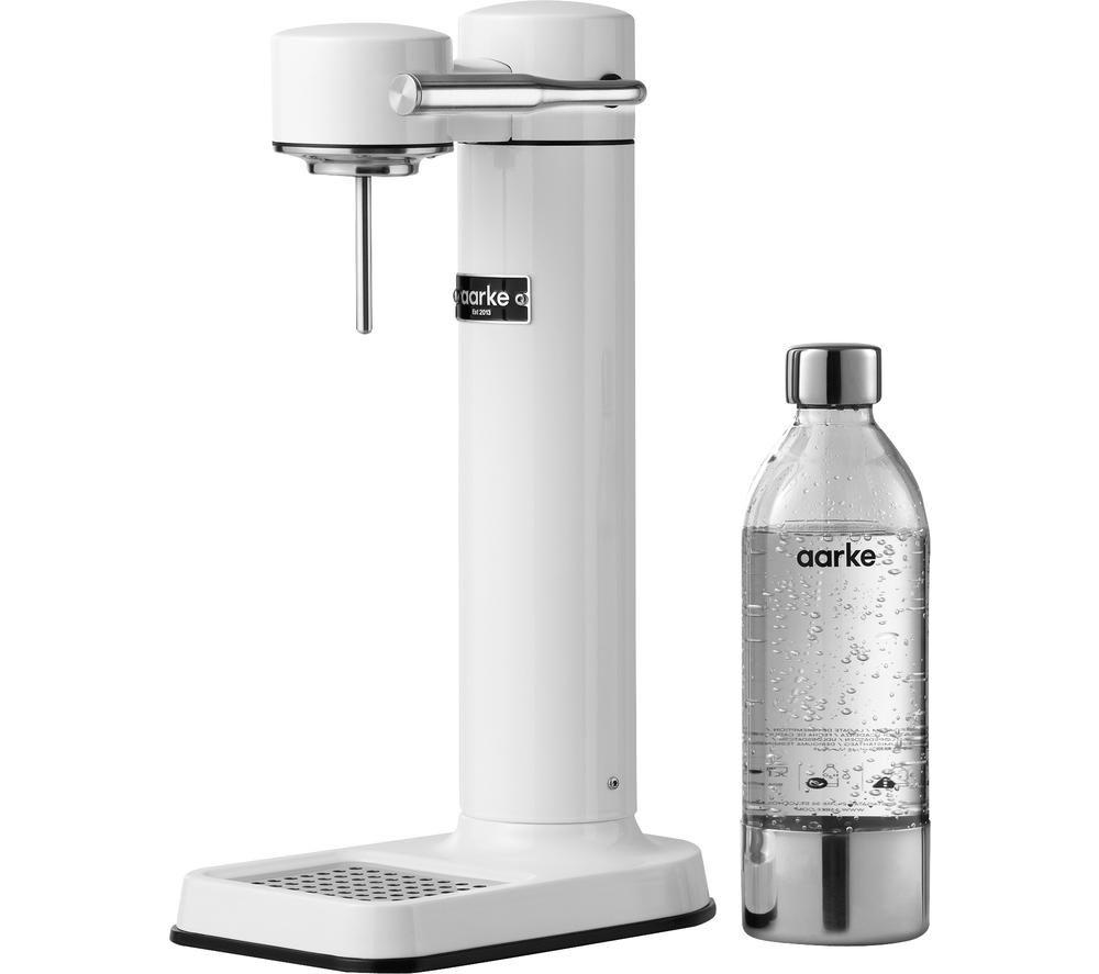 AARKE Carbonator III Drinks Maker - White, White