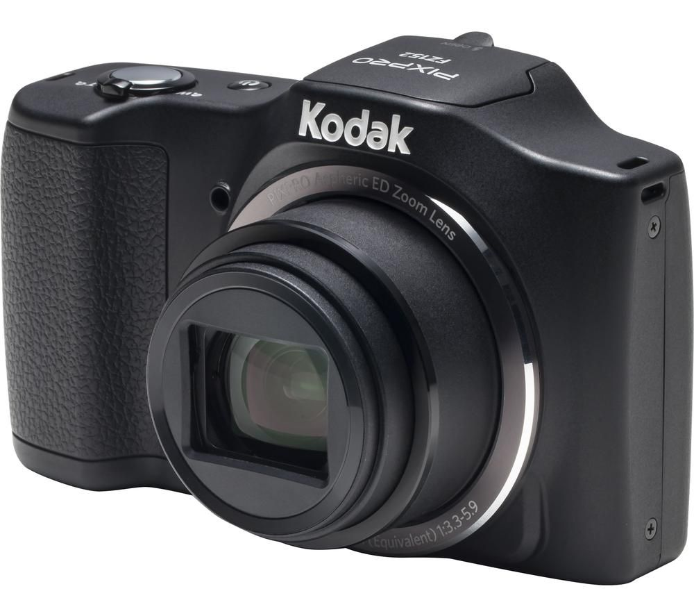 Click to view product details and reviews for Kodak Pixpro Friendly Zoom Fz152 Compact Camera Black Black.