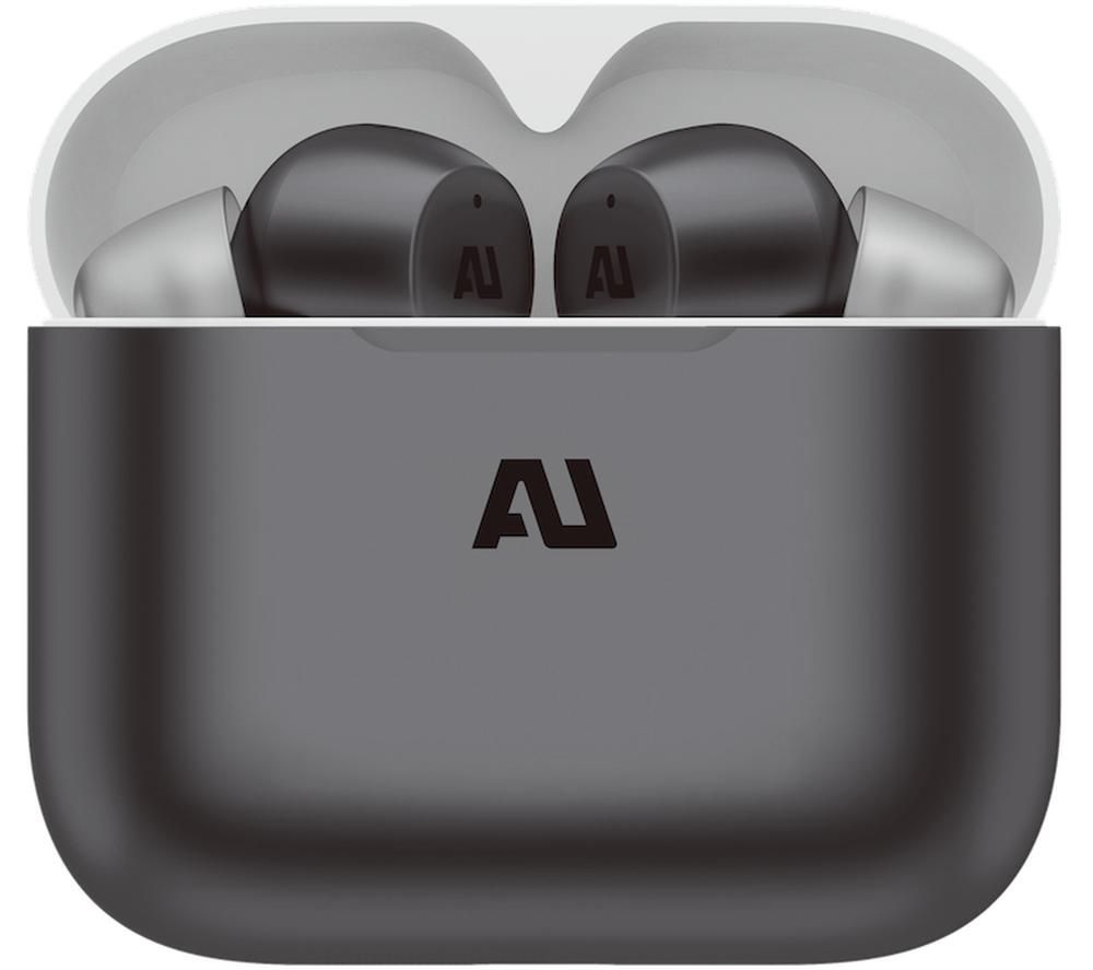 AUSOUNDS AU-Stream Wireless Bluetooth Earphones - Grey, Grey
