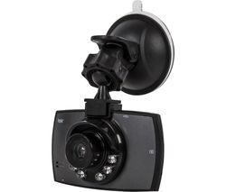 ITEK I67001 Full HD Slimline Dash Cam - Black