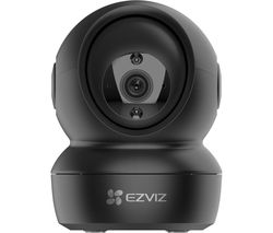 C6N Full HD 1080p WiFi Indoor Security Camera - Black
