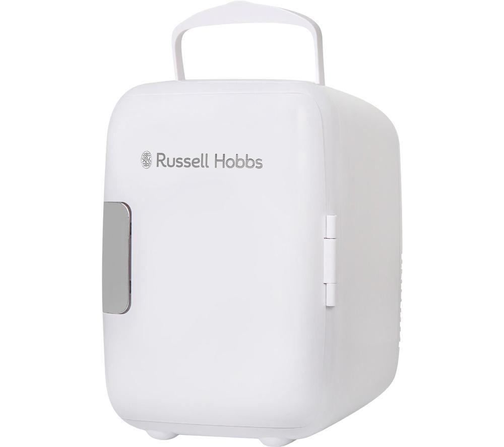 RUSSELL HOBBS Retro RH4CLR1001 Mini Cooler - White