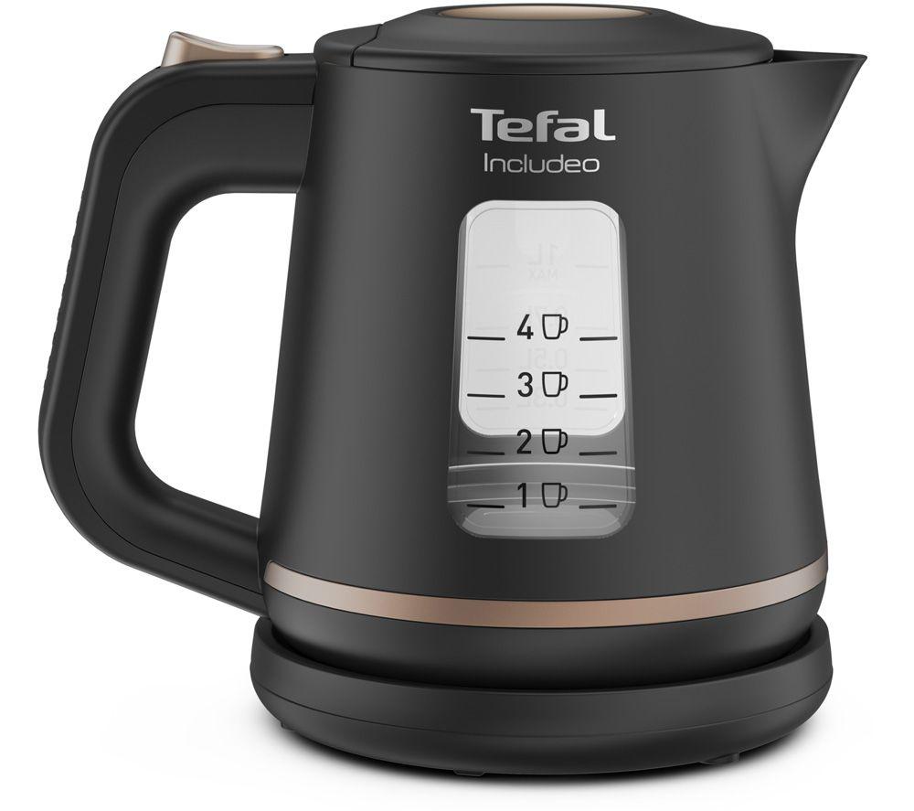 TEFAL Includeo KI533840 Jug Kettle – Black