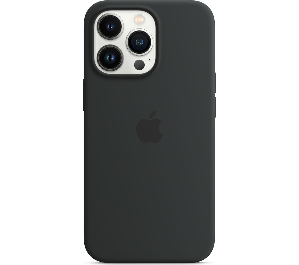 APPLE iPhone 13 Pro Silicone Case with MagSafe - Midnight