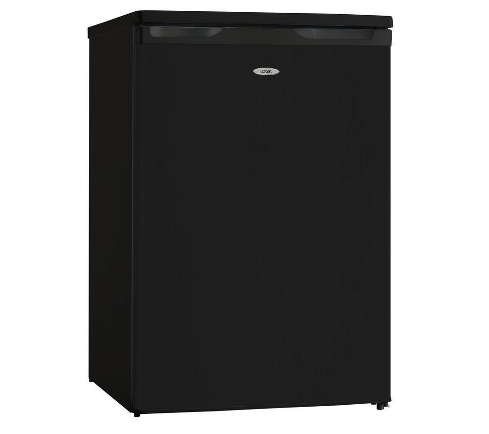 buy logik luf55b13 undercounter freezer black free. Black Bedroom Furniture Sets. Home Design Ideas