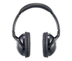 LHHIFI10 Headphones - Black
