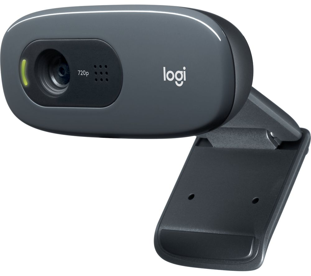 Logitech c270 hd webcam deals pc world for Camera tv web