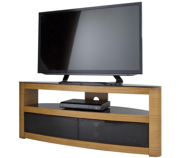AVF Burghley 1250 mm TV Stand - Oak