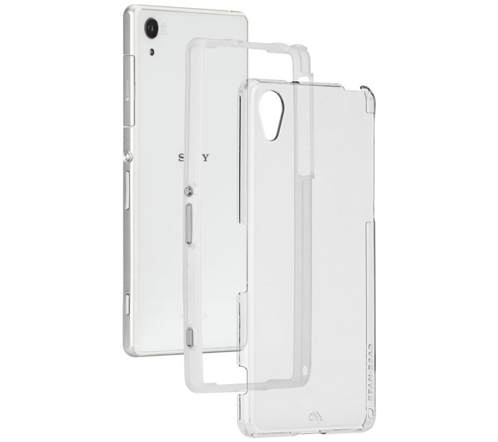Image of CASE-MATE CM030985 Tough Naked Sony Xperia Z2 Case - Clear