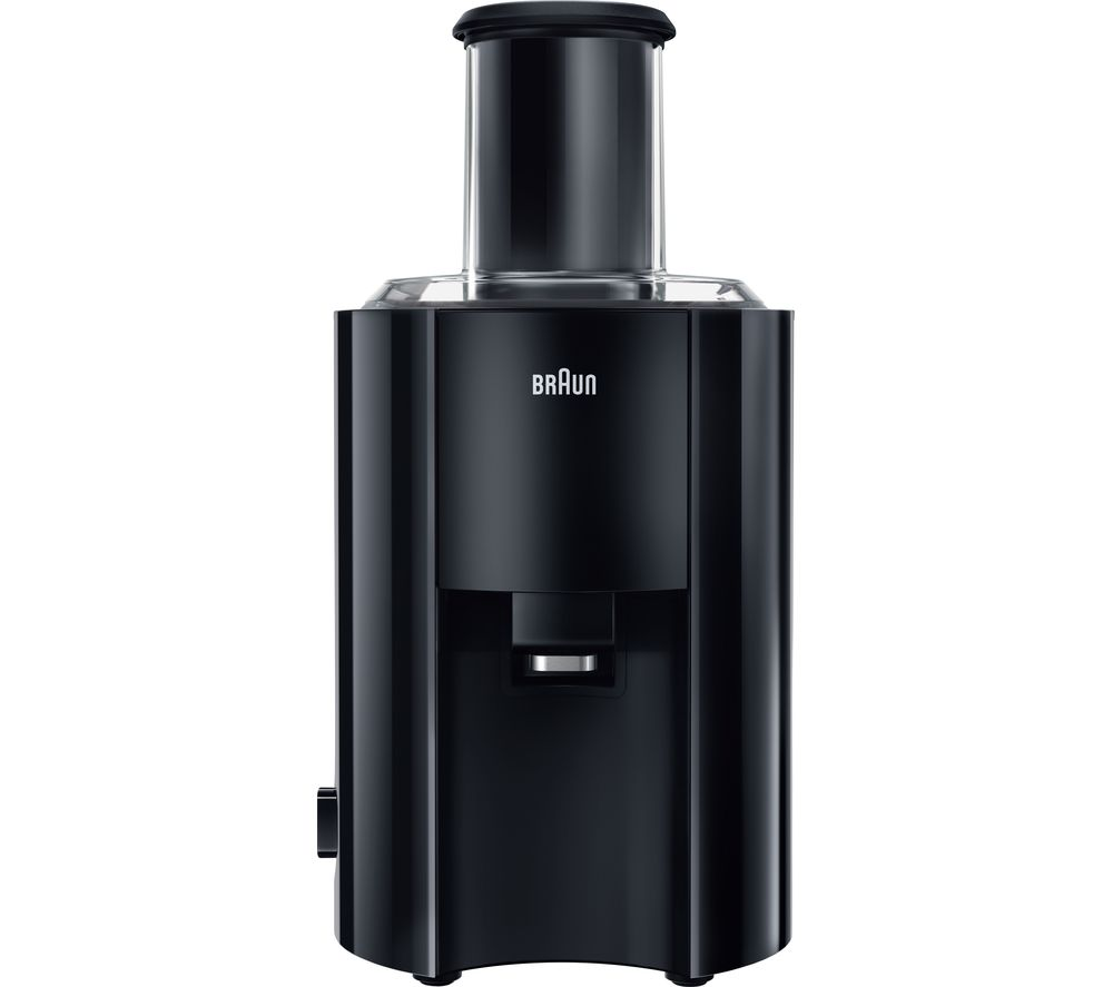 BRAUN J300 Multiquick Juicer - Black