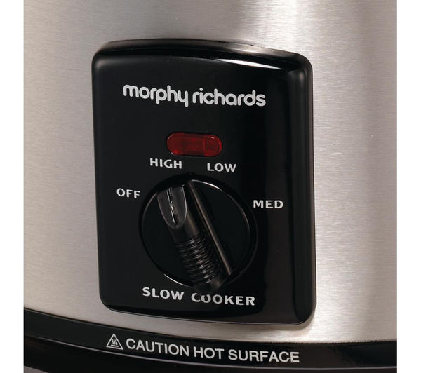 morphy richards sear and stew slow cooker manual