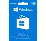 MICROSOFT Windows Gift Card - £50