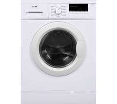 LOGIK L814WM16 Washing Machine - White