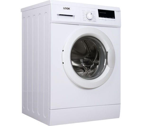 Buy LOGIK L814WM16 Washing Machine - White | Free Delivery ...