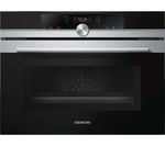 SIEMENS CM633GBS1B Combination Microwave - Stainless Steel