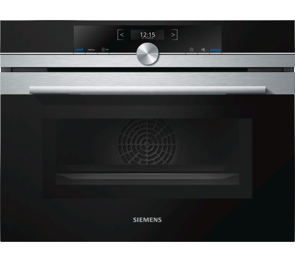 Buy siemens cm633gbs1b combination microwave stainless Microwave with stainless steel interior