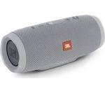 JBL Charge 3 Portable Bluetooth Wireless Speaker - Grey