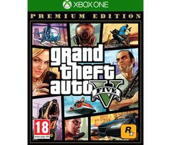 MICROSOFT Xbox One Grand Theft Auto V