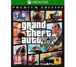 MICROSOFT Xbox One Grand Theft Auto V