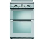 STOVES Sterling 600G Gas Cooker - Stainless Steel
