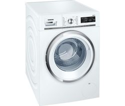 SIEMENS WM14W590GB Washing Machine - White
