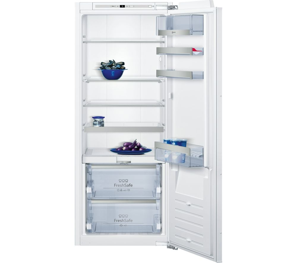 NEFF N90 KI8513D30G Integrated Tall Fridge
