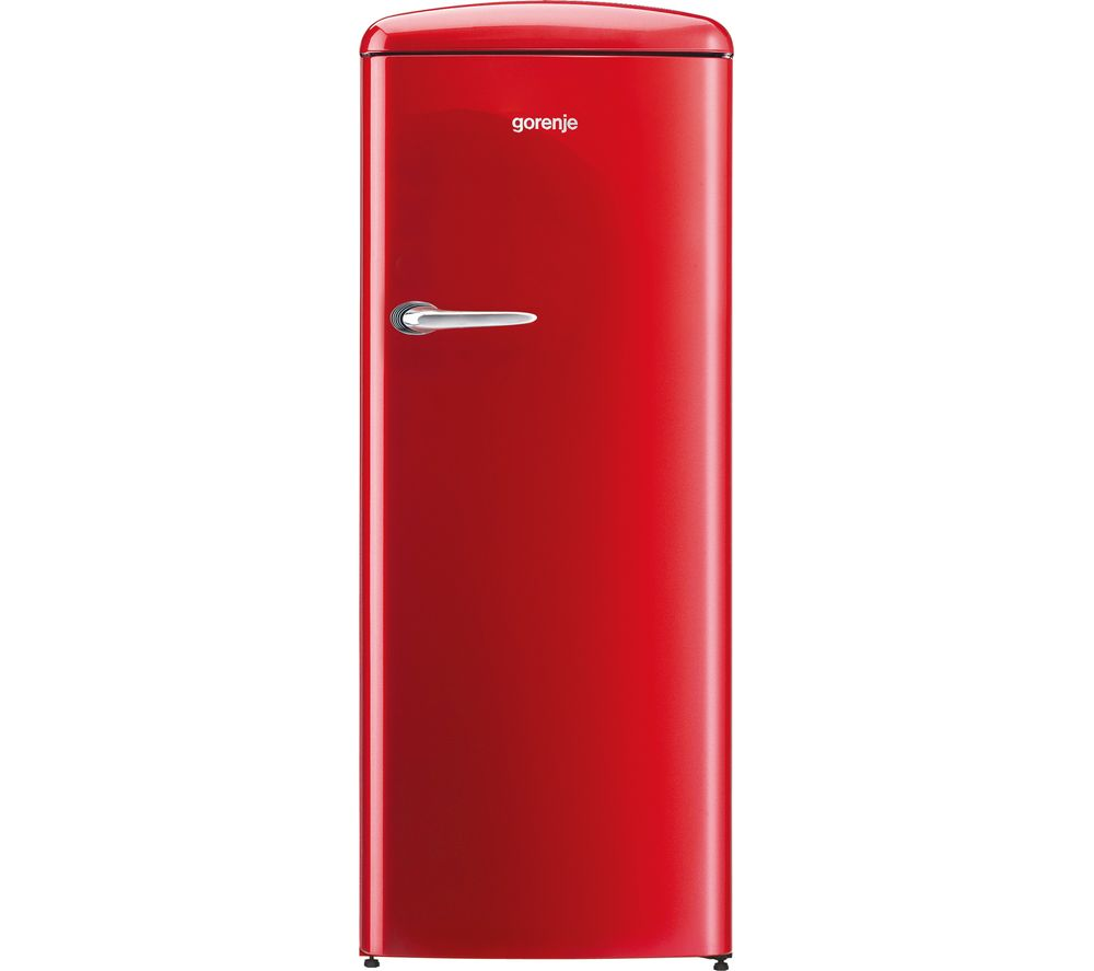 Compare prices for Gorenje ORB153RD Tall Fridge