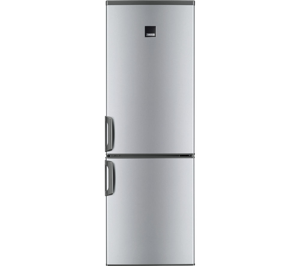 ZANUSSI ZRB23055FX 60/40 Fridge Freezer - Stainless Steel