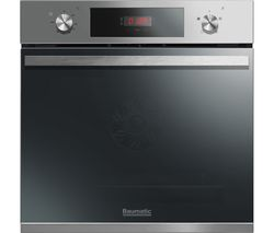 BAUMATIC BOFT604X Electric Oven - Stainless Steel