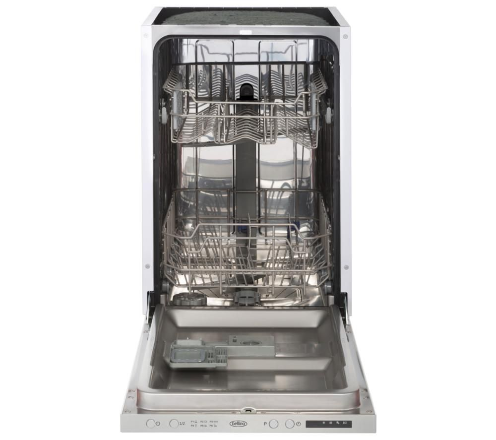 Compare prices for Belling BEL IDW45 Slimline Integrated Dishwasher