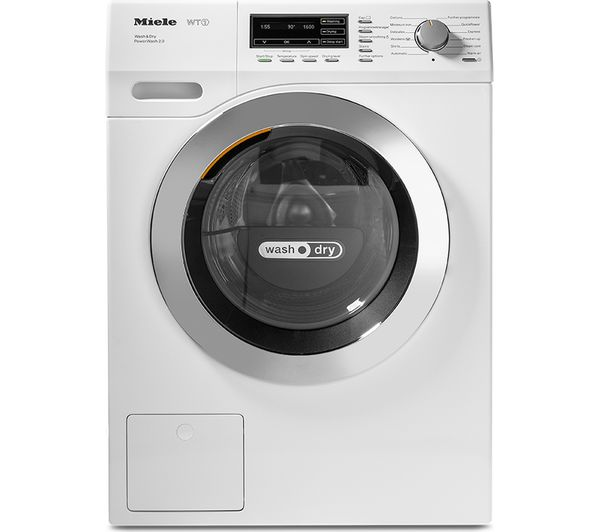 Buy Miele Wtf130 Washer Dryer White Free Delivery Currys