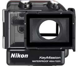 NIKON WP-AA1 Waterproof Action Camcorder Case - Black