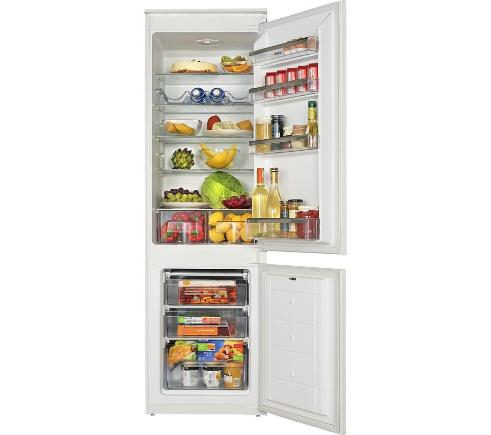 AMICA BK316.3FA Integrated 70/30 Fridge Freezer