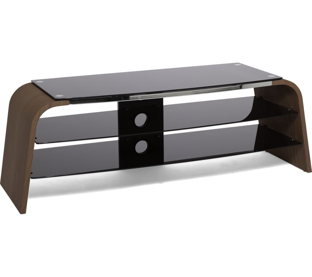 ALPHASON Spectrum 1200 TV Stand - Walnut