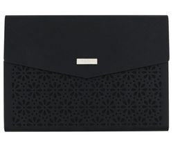 "KATE SPADE New York Leather iPad Pro 9.7"" Envelope Folio Case - Black"