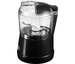 KITCHENAID 5KFC3515BOB Mini Chopper - Onyx Black