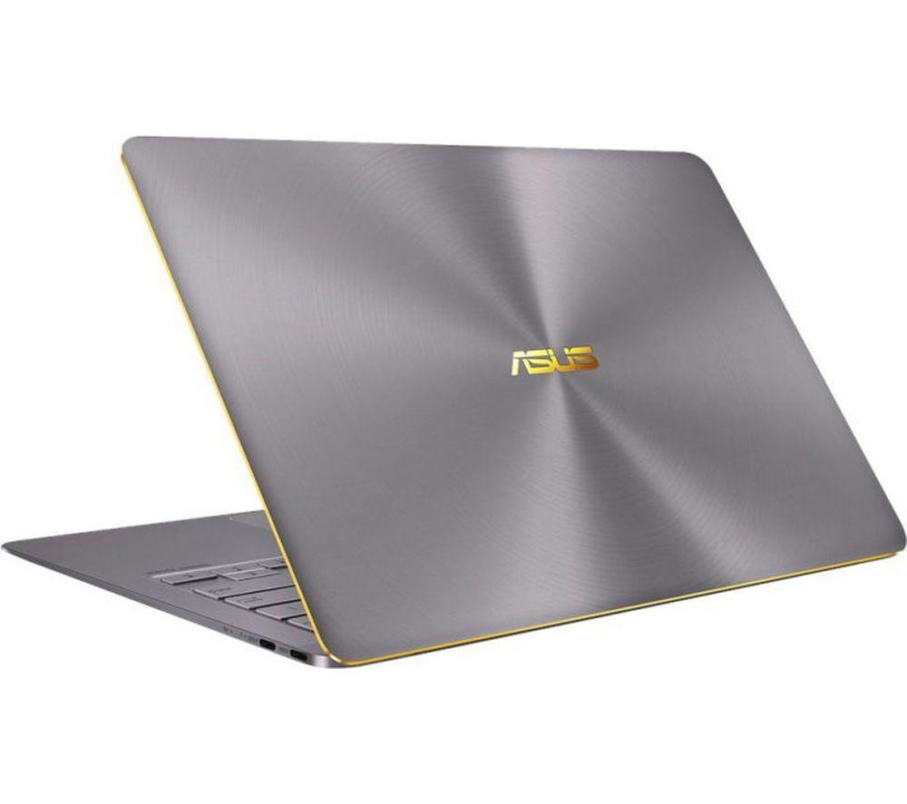 """Image of ASUS ZenBook 3 Deluxe UX490 14"""" Laptop - Grey, Grey"""