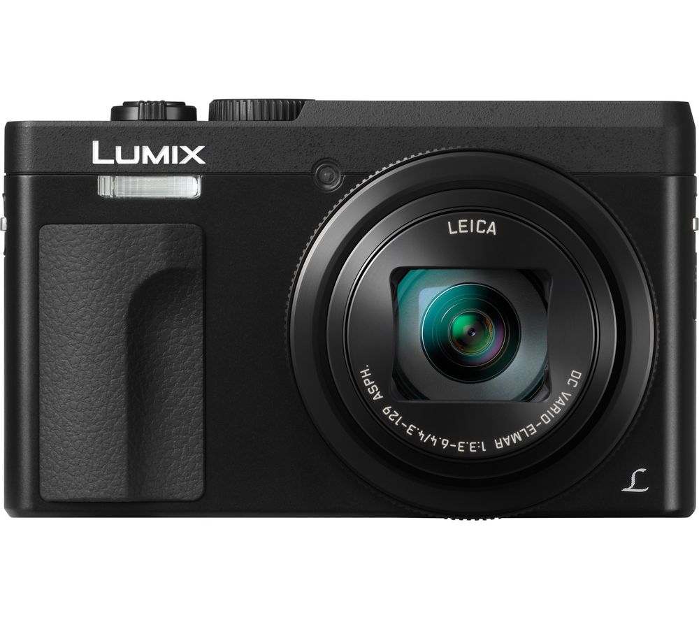 PANASONIC LUMIX DC-TZ90EB-K Superzoom Compact Camera - Black
