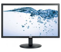 "AOC e2280Swhn Full HD 21.5"" LED Monitor - Black"